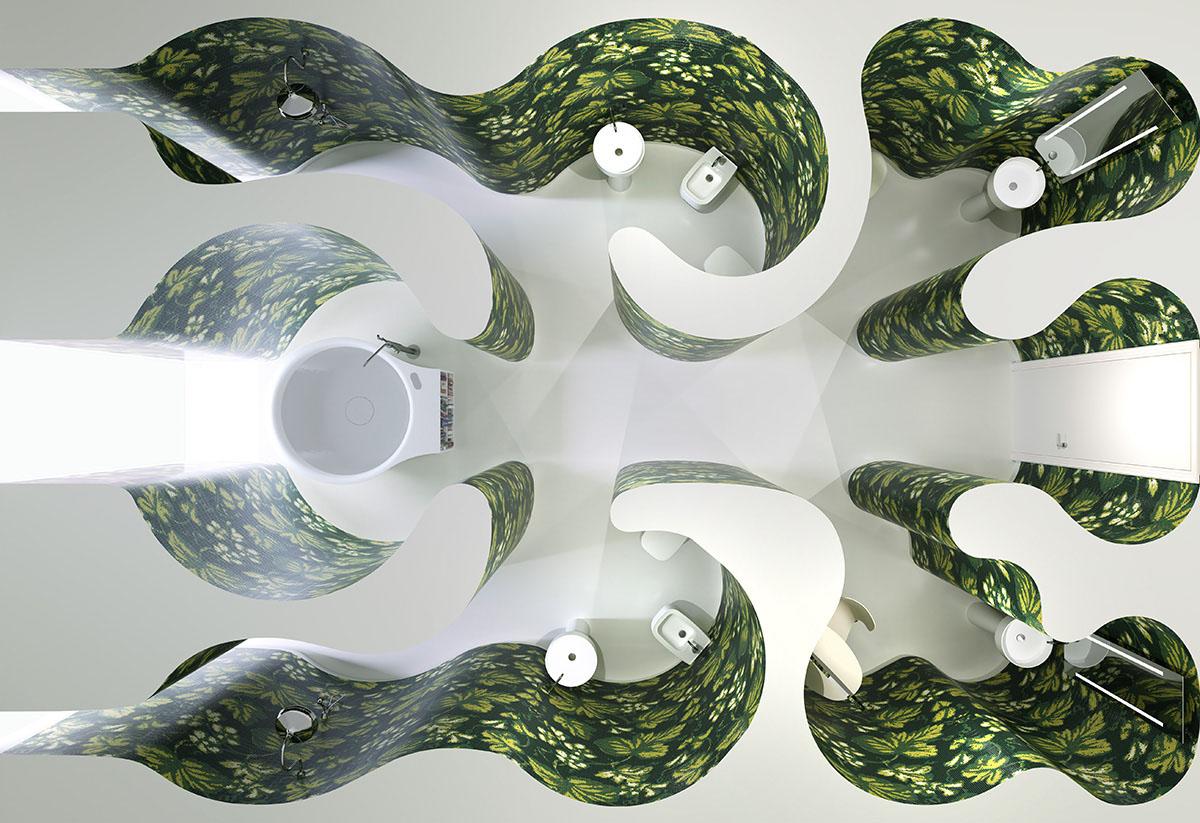 Progetto Bagno Architettura - Mina