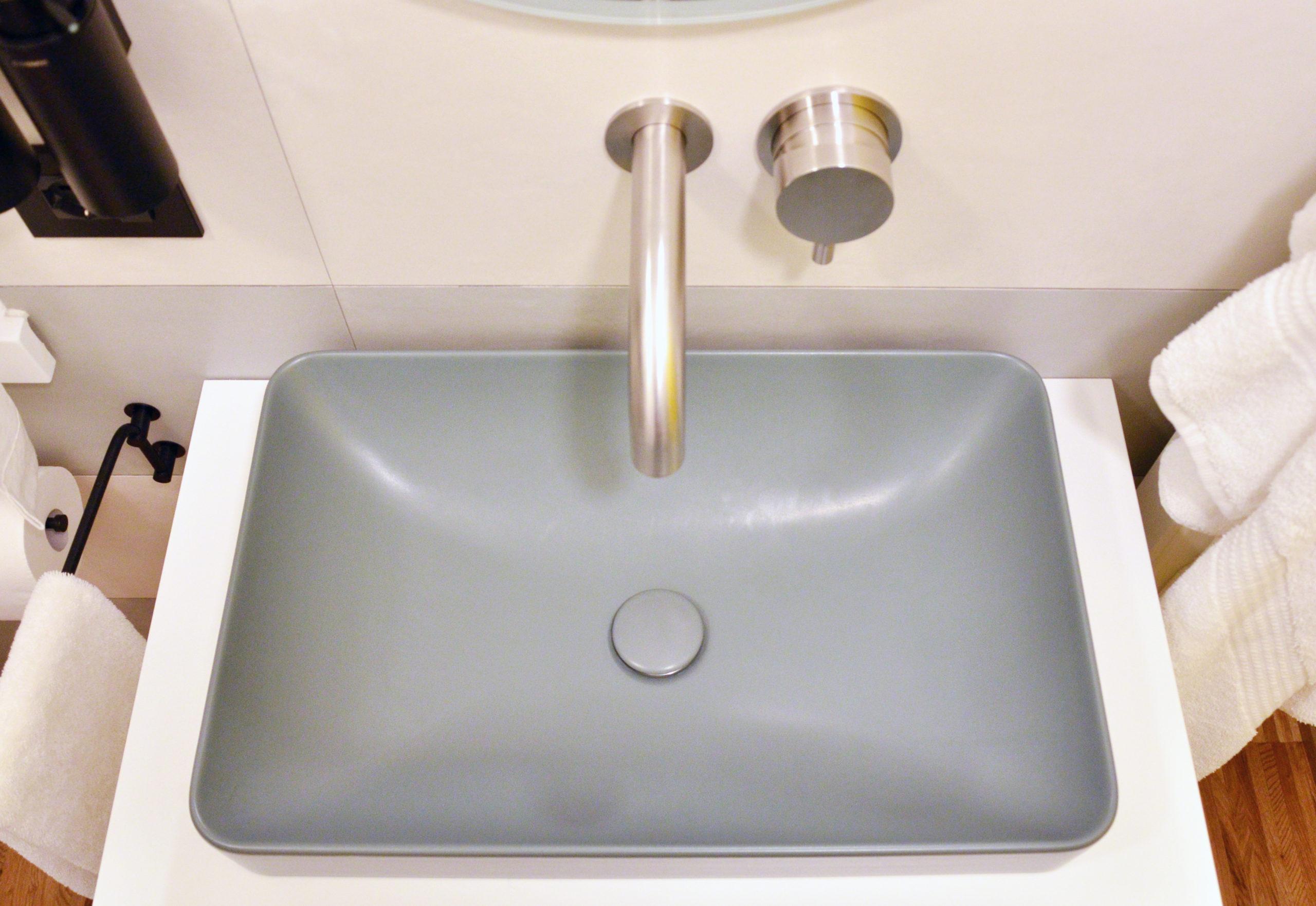Miscelatore lavabo inox Dimensione74- Mina rubinetterie